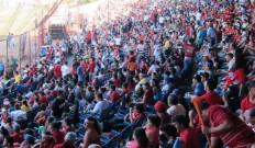 Baseball game in Granada