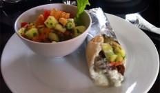 Falafel at El Camello
