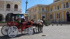horse carriage Granada