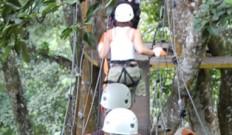 Camping in Nicaragua