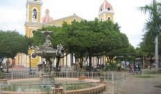 Parque Central Granada